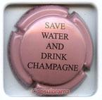 noir mat et fuchsia ctr fuchsia Capsule de champagne THIERCELIN