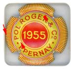P32D4. POL ROGER & C°